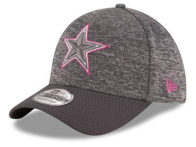 New Era Washington Redskins Breast Cancer Awareness On-Field Sport Knit Beanie - Gold/Burgundy