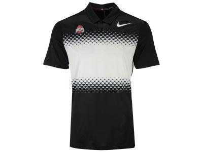 Nike ncaa men 39 s mobility majors polo apparel at for Ohio state polo shirt 3xl