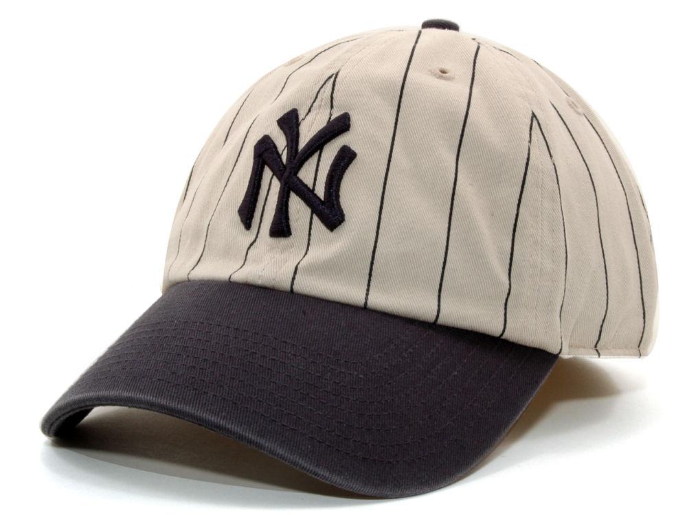 9104528cd82 New York Yankees  47 MLB New York Cooperstown Franchise Cap