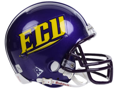 East Carolina Pirates NCAA Mini Helmet