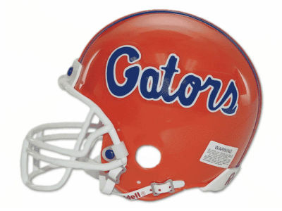 Florida Gators NCAA Mini Helmet