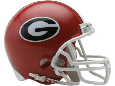 Georgia Bulldogs NCAA Mini Helmet