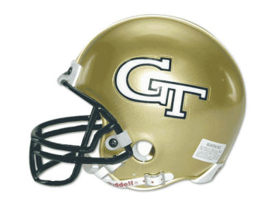 Georgia-Tech NCAA Mini Helmet
