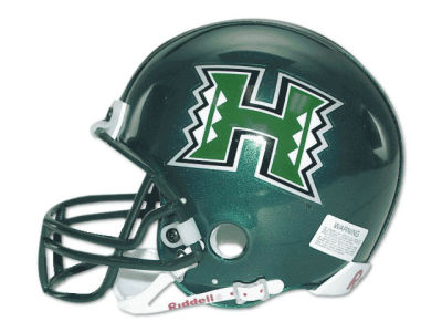 Hawaii Warriors NCAA Mini Helmet