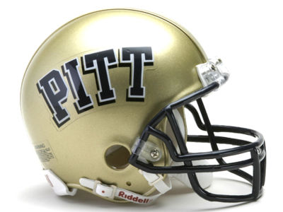Pittsburgh Panthers NCAA Mini Helmet