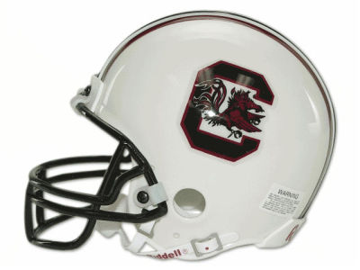 South Carolina Gamecocks NCAA Mini Helmet