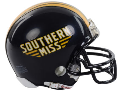 Southern Mississippi Golden Eagles NCAA Mini Helmet