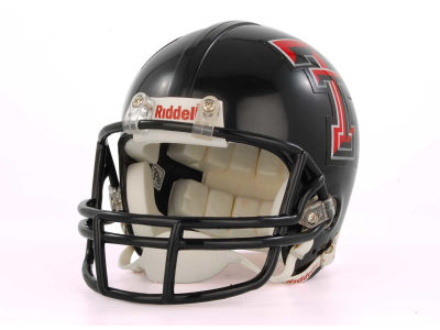 Texas Tech Red Raiders NCAA Mini Helmet