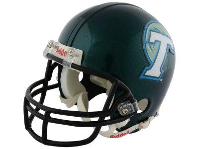 Tulane Green Wave Riddell NCAA Throwback Mini Helmet