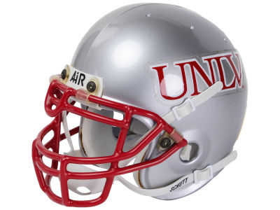 UNLV Runnin Rebels NCAA Mini Helmet