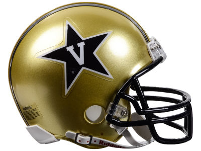 Vanderbilt Commodores Riddell NCAA Mini Helmet
