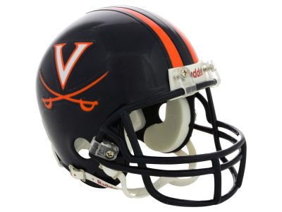 Virginia Cavaliers NCAA Mini Helmet