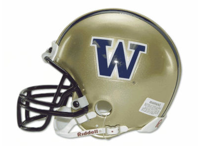 Washington Huskies NCAA Mini Helmet