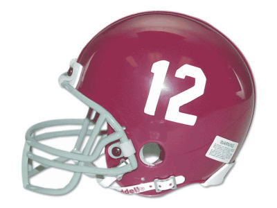 Alabama Crimson Tide NCAA Mini Helmet