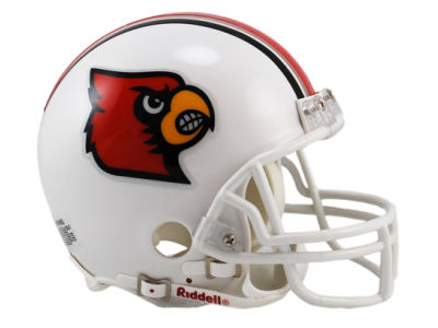 Louisville Cardinals NCAA Mini Helmet