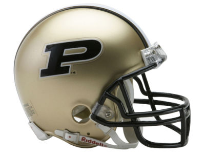 Purdue Boilermakers NCAA Mini Helmet