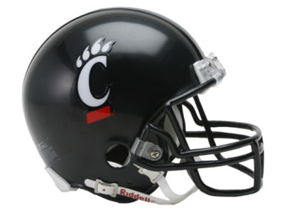 Cincinnati Bearcats NCAA Mini Helmet