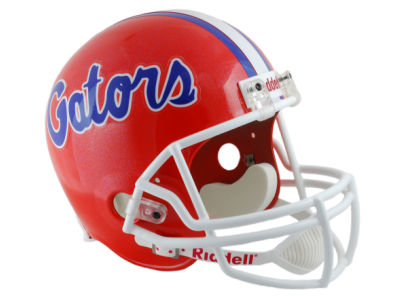 Florida Gators NCAA Deluxe Replica Helmet