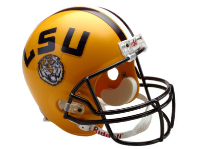 LSU Tigers NCAA Deluxe Replica Helmet