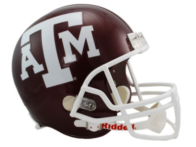 Texas A&M Aggies NCAA Deluxe Replica Helmet