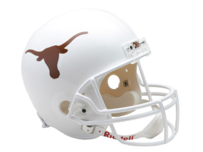 Texas Longhorns NCAA Deluxe Replica Helmet