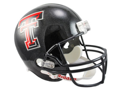 Texas Tech Red Raiders NCAA Deluxe Replica Helmet
