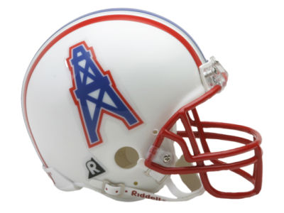 Houston Oilers NFL Mini Helmet