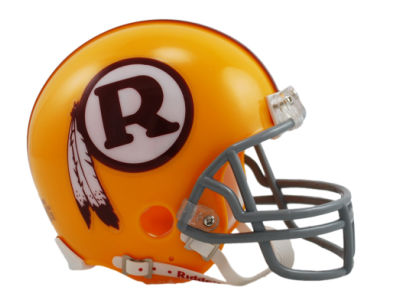 Washington Redskins NFL Mini Helmet
