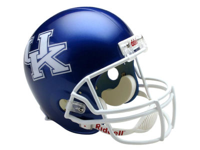 Kentucky Wildcats NCAA Deluxe Replica Helmet