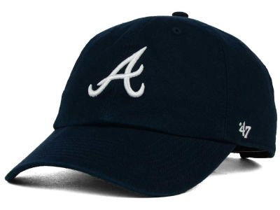 Atlanta Braves '47 MLB On-Field Replica '47 CLEAN UP Cap