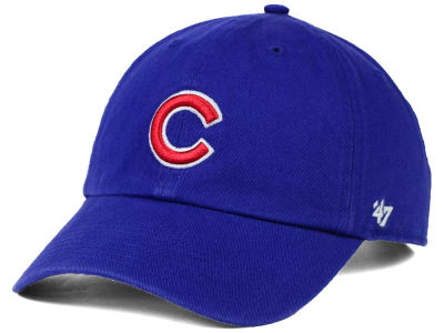 Chicago Cubs '47 MLB On-Field Replica '47 CLEAN UP Cap