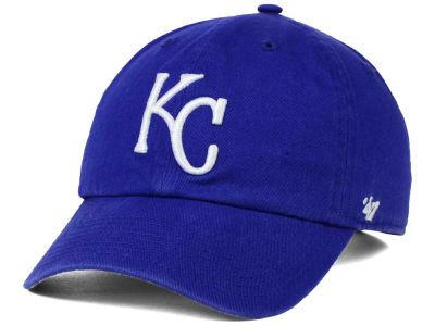 Kansas City Royals '47 MLB On-Field Replica '47 CLEAN UP Cap