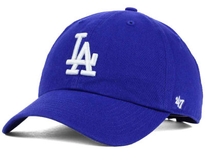 Los Angeles Dodgers '47 MLB On-Field Replica '47 CLEAN UP Cap