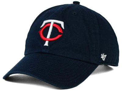 Minnesota Twins '47 MLB On-Field Replica '47 CLEAN UP Cap