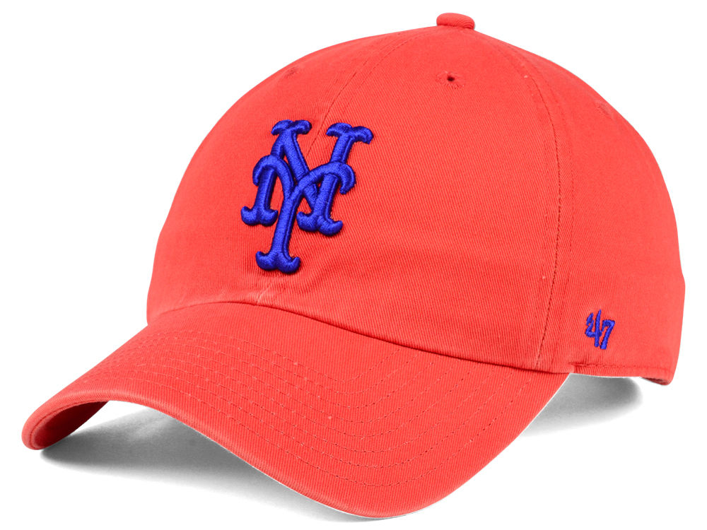 timeless design 76518 20d16 ... best price new york mets 47 mlb core 47 clean up cap 5146a 545f6