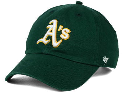 Oakland Athletics '47 MLB On-Field Replica '47 CLEAN UP Cap