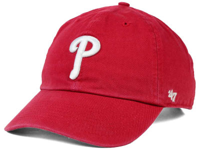 Philadelphia Phillies '47 MLB On-Field Replica '47 CLEAN UP Cap