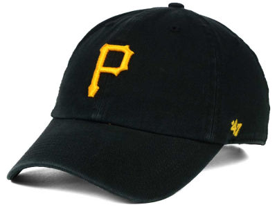 Pittsburgh Pirates '47 MLB On-Field Replica '47 CLEAN UP Cap