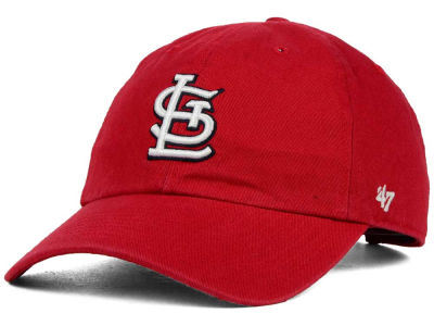 St. Louis Cardinals '47 MLB On-Field Replica '47 CLEAN UP Cap