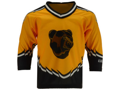 Boston Bruins Reebok NHL Kids Replica Player Jersey