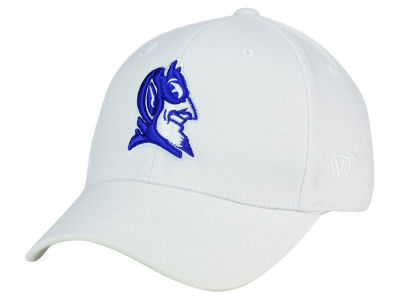 Duke Blue Devils Top of the World NCAA White PC Cap