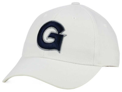 Georgetown Hoyas Top of the World NCAA White PC Cap