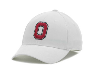 Ohio State Buckeyes Top of the World NCAA White PC Cap