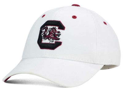 South Carolina Gamecocks Top of the World NCAA White PC Cap