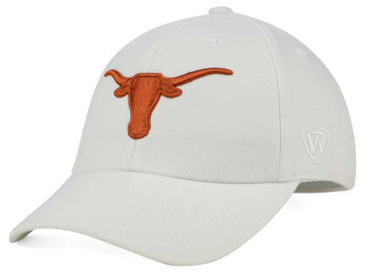 Texas Longhorns Top of the World NCAA White PC Cap