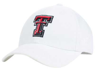 Texas Tech Red Raiders Top of the World NCAA White PC Cap