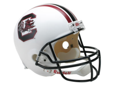 South Carolina Gamecocks NCAA Deluxe Replica Helmet