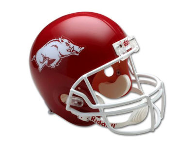 Arkansas Razorbacks NCAA Deluxe Replica Helmet