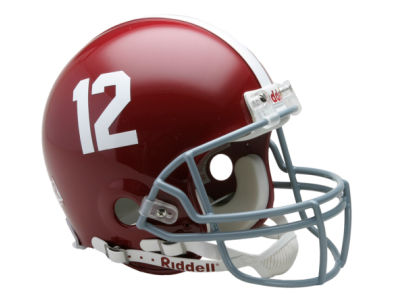Alabama Crimson Tide NCAA Deluxe Replica Helmet