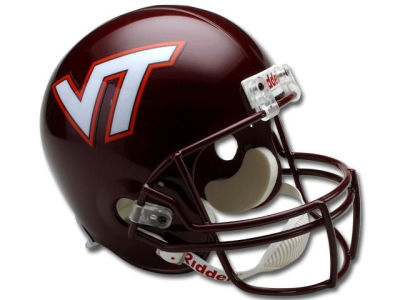 Virginia Tech Hokies NCAA Deluxe Replica Helmet